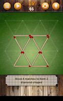 Screenshot of Battle Matchstick Puzzle