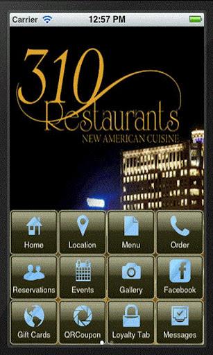 310 Restaurants