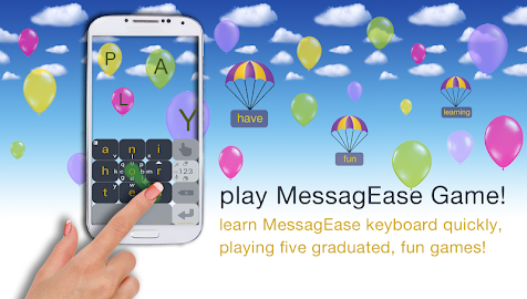 MessagEase Keyboard Screenshot 11