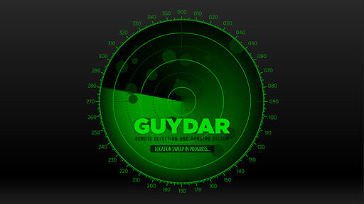 Guydar - Diss 'n' Gauges
