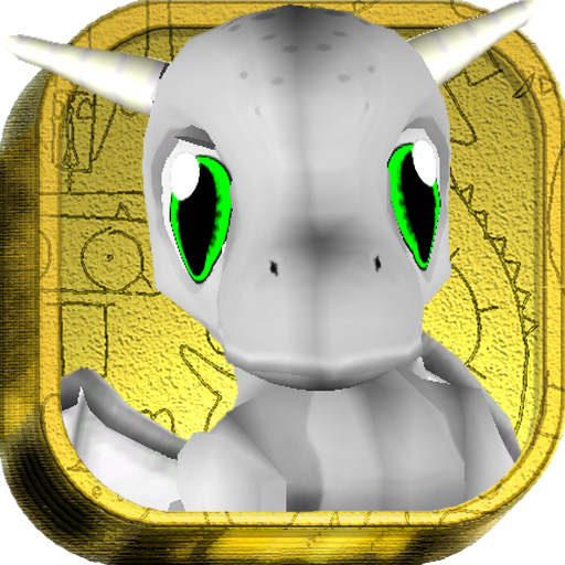 Dragon Pet Games LOGO-APP點子