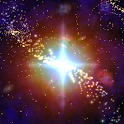 Cosmic Journey Nebula LiveWP icon