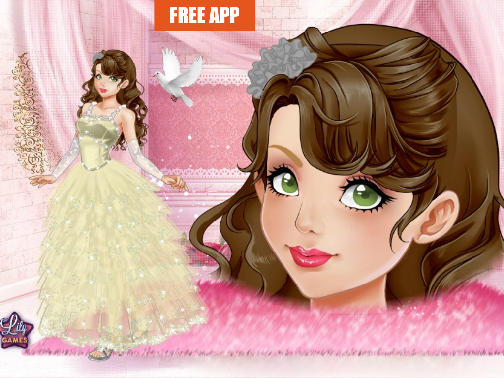Wedding Lilly - Dress Up Game - Google Play Store revenue ...