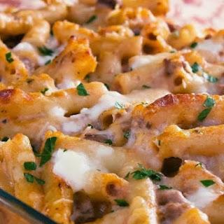 Italian Mac-n-Cheese