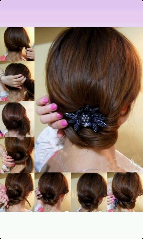 hairstyles DIY Diagram - screenshot