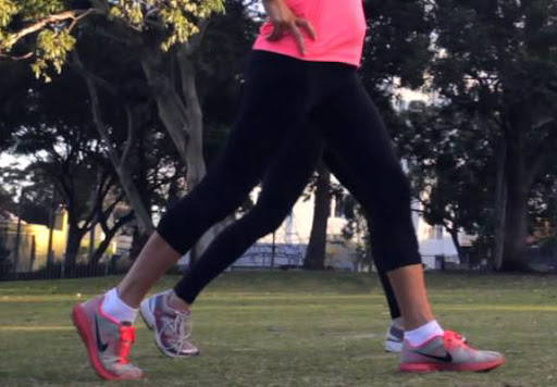 How to get toned legs - Shoes of Prey