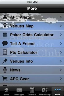 Atlanta Poker Club - screenshot thumbnail