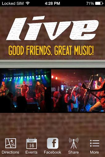 Live Bar Greenville