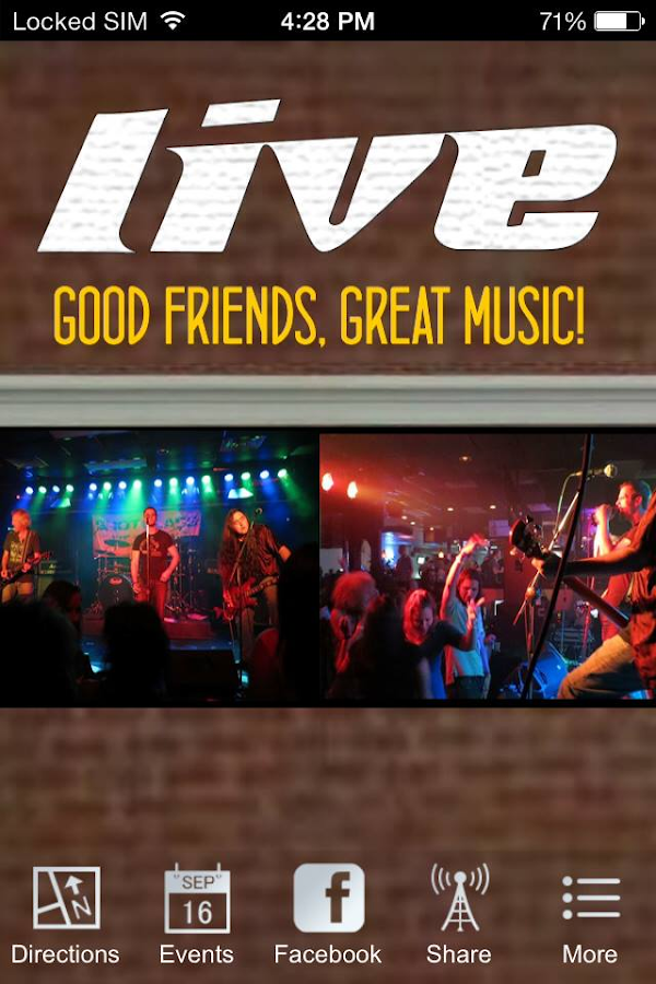 Live Bar Greenville- screenshot