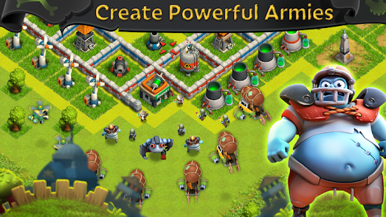 Battle of Zombies: Clans MMO - screenshot thumbnail