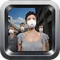 Global Air Quality Index- pm25 icon
