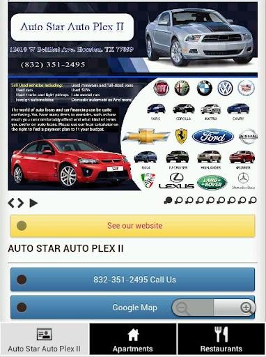 Auto Star Auto Plex II