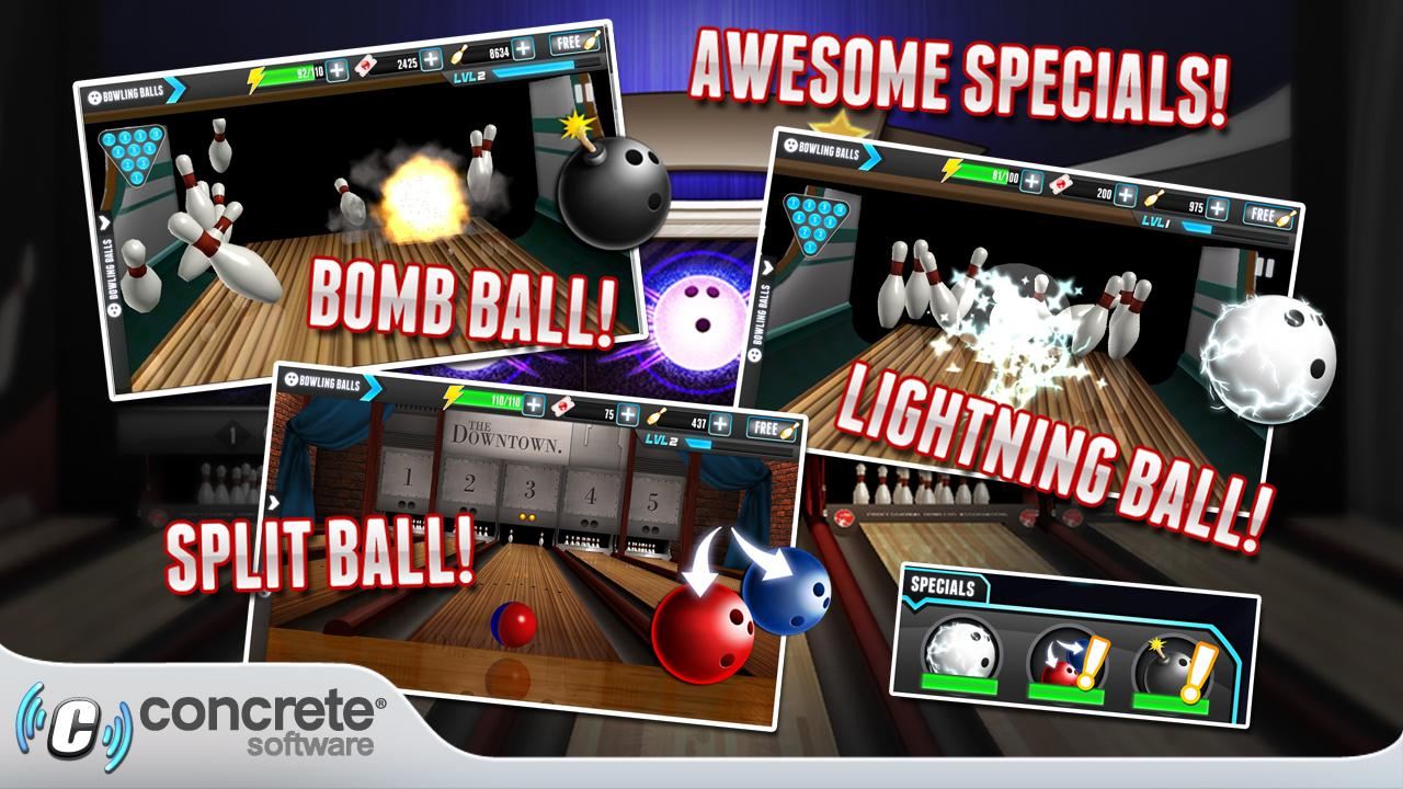 PBA® Bowling Challenge - screenshot