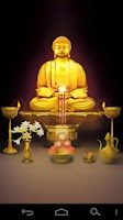 Screenshot of Buddhism Buddha Desk Free