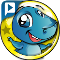 Dino Bubble Shooter 2, an adorable time-waster game