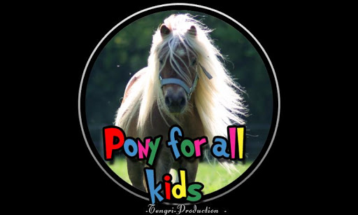 pony for kids