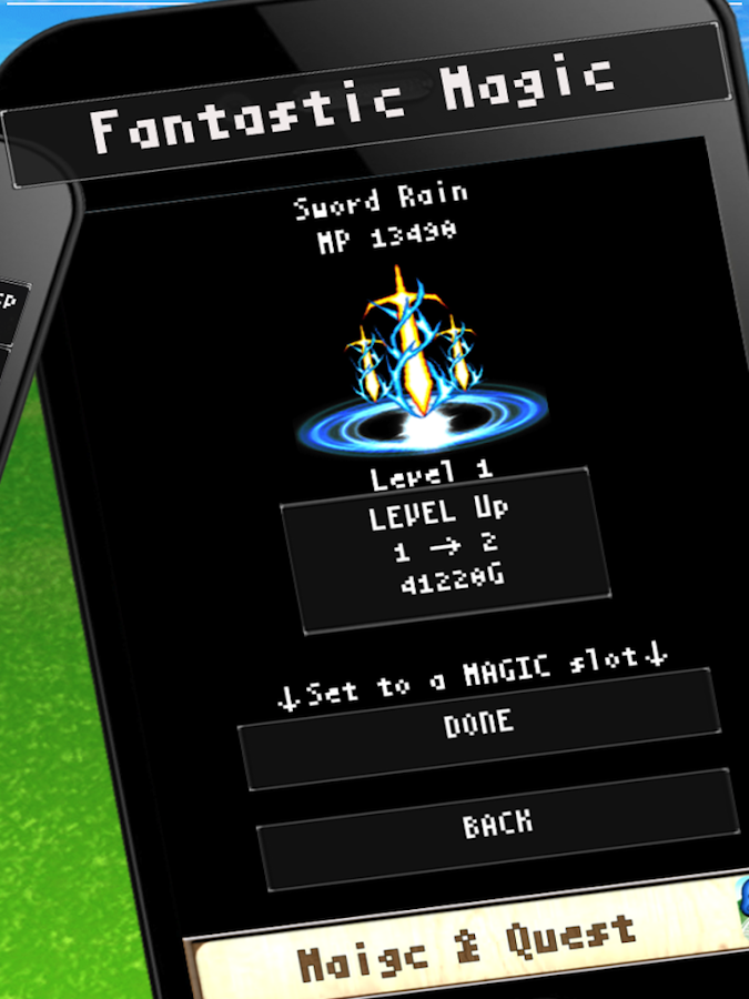 Magic&Quest - FREE RPG GAME- screenshot