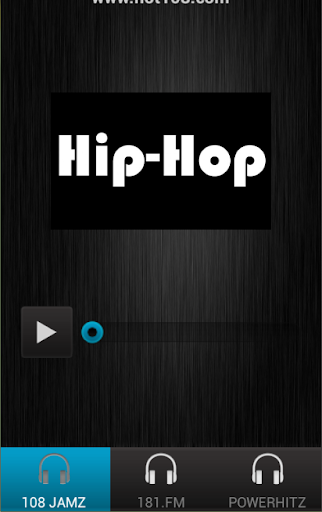Rap and Hip Hop Internet Radio