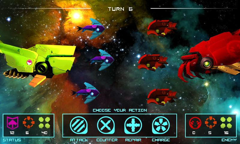 Astro Frontier- screenshot
