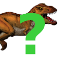 Dinosaur Quiz game free icon