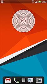Minimal Clock Screenshot 1
