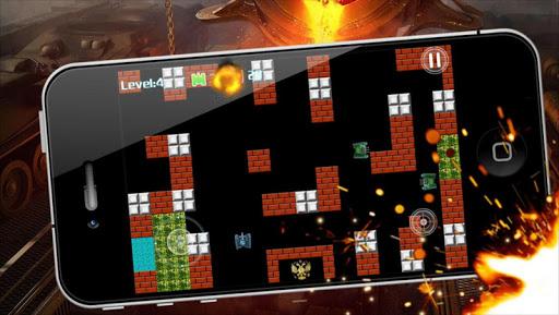 坦克大戰 - GaGaMeMe小遊戲