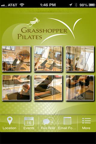 Grasshopper Pilates