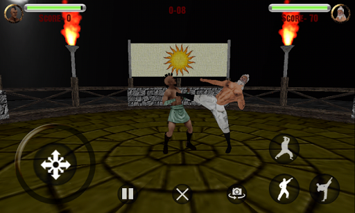 玩免費動作APP|下載为荣耀而战3D格斗手游 app不用錢|硬是要APP