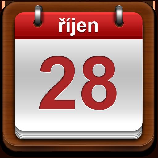 Czech Calendar 2015 生產應用 App LOGO-APP試玩