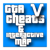 GTA 5 Cheats & Interactive Map