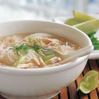 Five-Spice Chicken Noodle Soup.