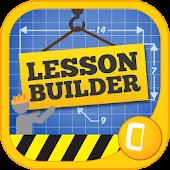 Lesson Builder - Free Beta