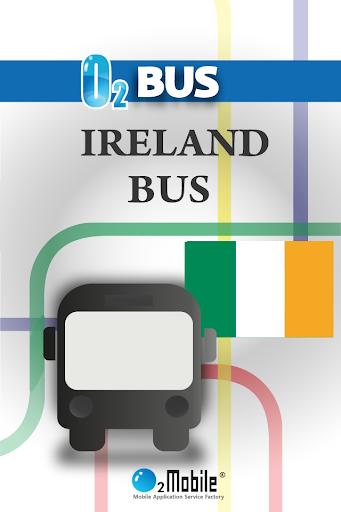 아일랜드 버스 - 더블린