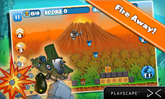 Screenshot of PlayScape