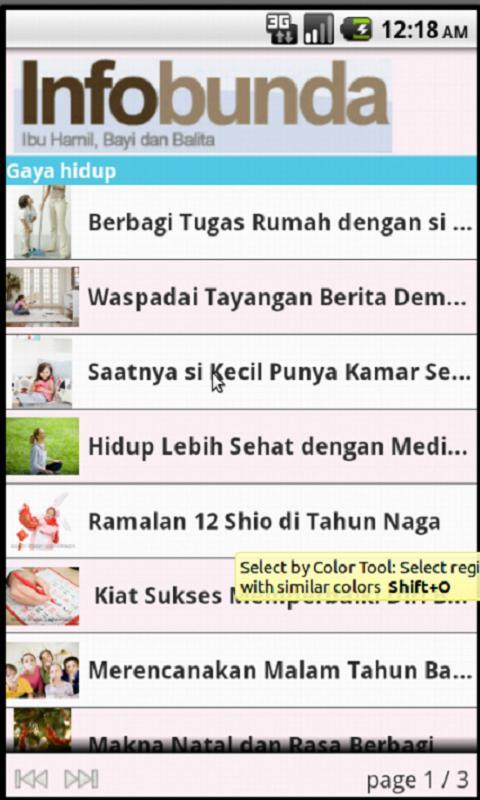 Infobunda-IBU HAMIL,BAYI- screenshot