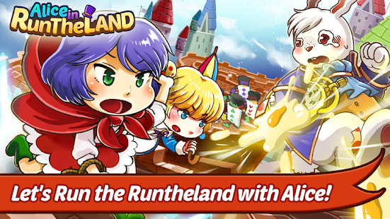Alice In RuntheLand for Tango - screenshot thumbnail