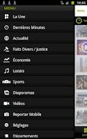 Screenshot of La Nouvelle République