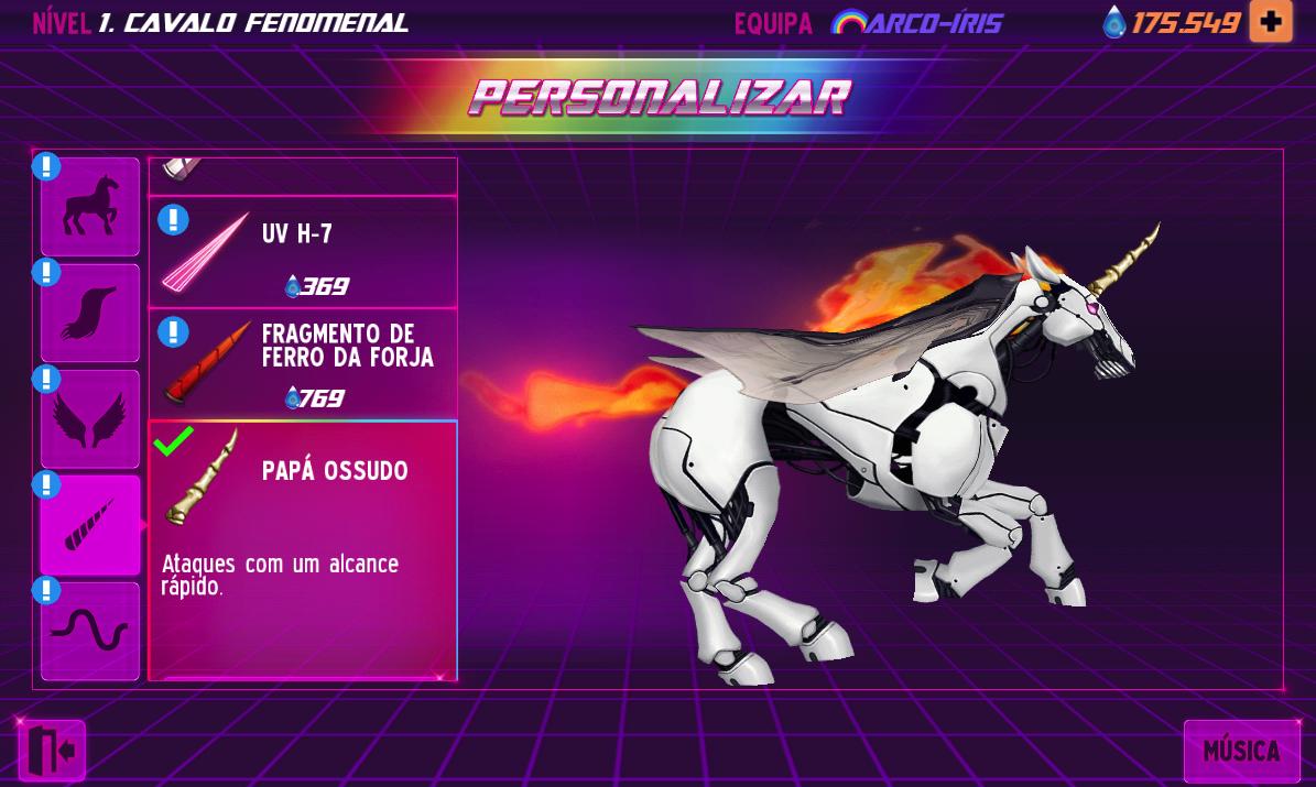 juegos de unicornios robot 2