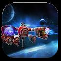 Space Battleship 2048K icon