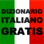 Dizionario Italiano Gratis
