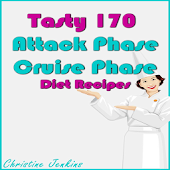 Dukan Diet 170 Tasty Recipes