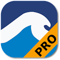 NOAA Ocean Buoys and Tides PRO logo