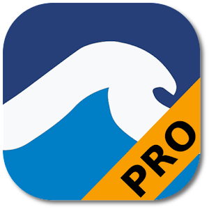 NOAA Ocean Buoys and Tides PRO - forecast marine app