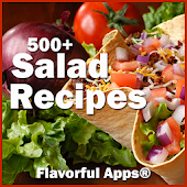 500+ Salad Recipes | No Adds