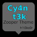 Cy4n t3k Zooper Theme icon