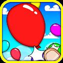 Tap Naughty Balloons