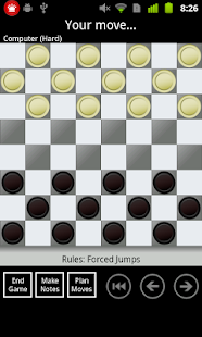Checkers By Post Free- screenshot thumbnail