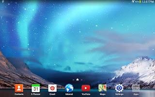 Screenshot of Star Live Wallpaper