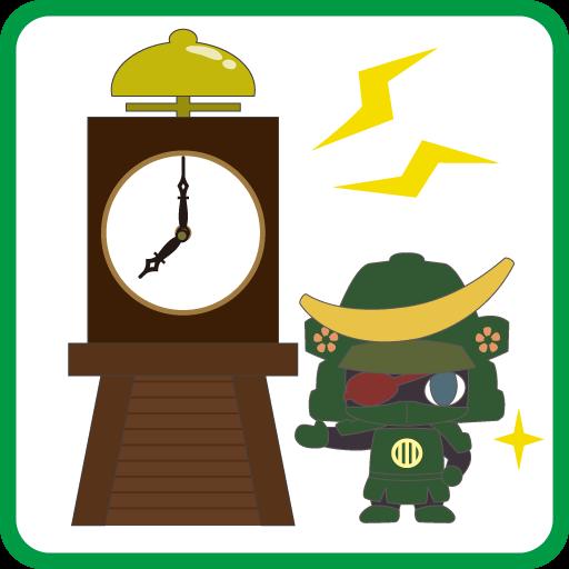 伊達マサムネ時計 個人化 App LOGO-硬是要APP