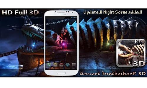 Ancient Brotherhood 3D lwp v1.1